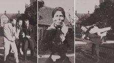 15 ritka kép, amelyen II. Miklós cár a hercegi és hercegnői barátaival bolondozott
