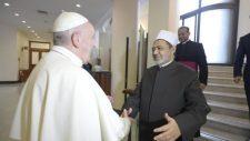 Szentszéki nyilatkozat a pápa és az Al Azhar főimámja által aláírt Dokumentum kapcsán