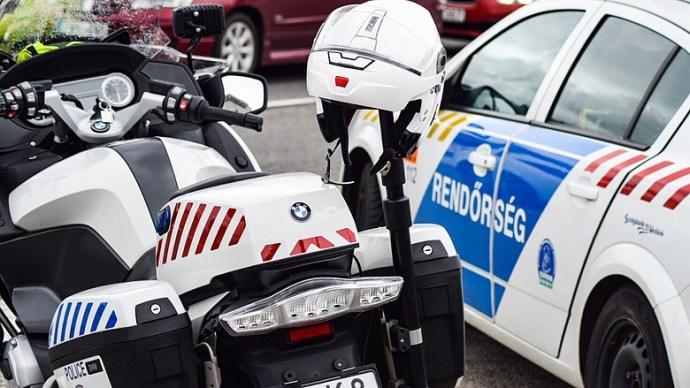 Bűnmegelőzési razziát tartott a rendőrség Budapest V., VI. és VII. kerületében