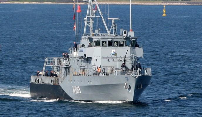 A NATO hajóraja bevonult a Fekete-tengerre