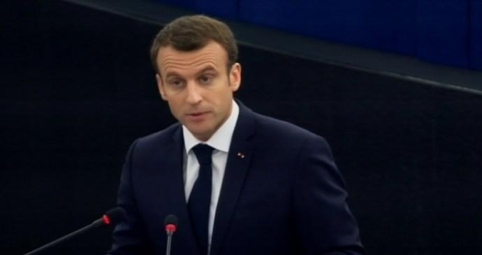 Macron Magyarországnak is üzent
