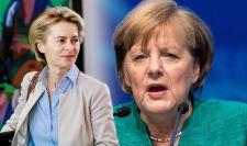 Merkelnek annyi? Már megvan a következő eurofil – von der Leyen