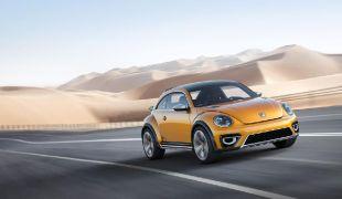 VW Beetle Dune: szériagyártásba kerül a sivatagi Bogár