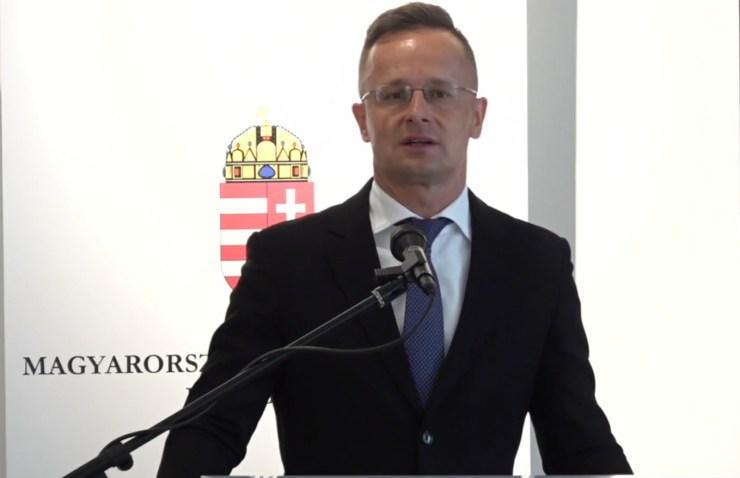 Szijjártó Péter megnyitotta Magyarország innsbrucki főkonzulátusát