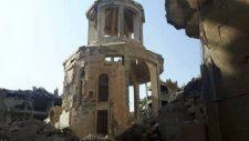 Assad elnök újjáépíti az örmény népirtás emlékművét Deir Ezzorban