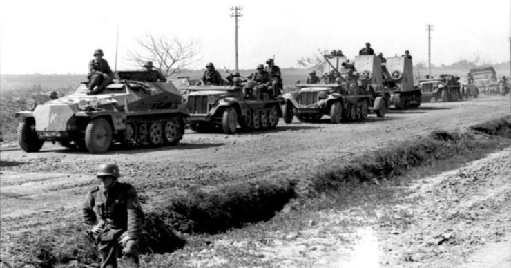 """A """"Wiking"""" SS-páncéloshadosztály tevékenysége a """"Konrad 3"""" hadműveletben"""