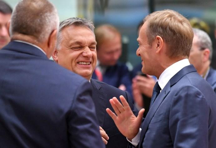 Tusk: az uniós vezetők megegyeztek a migrációt érintő kérdésekben