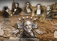 Kétszázhetvenöt éve született Mayer Amschel Rothschild, a gátlástalan zsidó bankárdinasztia megalapítója