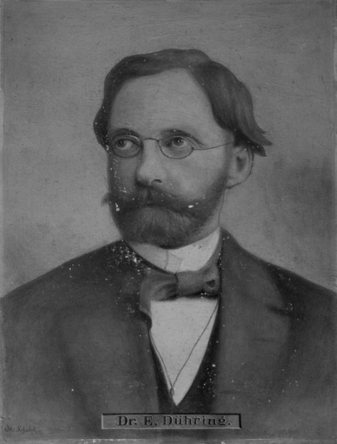 Egy sokat látó vak ember: Eugen Dühring megoldása a zsidókérdésre
