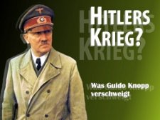 Kötelező dokumentumfilm: Hitler háborúja?
