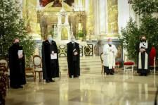 A keresztény egység nem cél, hanem eszköz – Ökumenikus imaórát tartottak Kalocsán