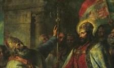"""""""Haragra gyúlt László király, szikrát szórt a két szeme"""""""