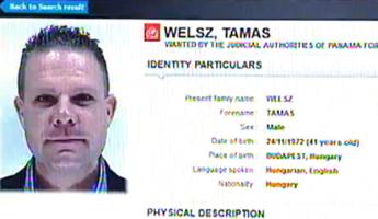 A kihallgatás előtt meghalt Welsz Tamás