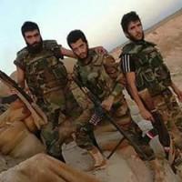 A Gepárd Alakulat ellentámadást indít Észak-Hamában