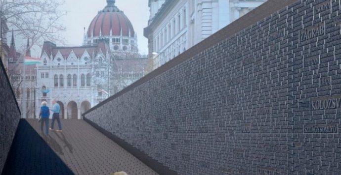Elkészült az Összetartozás emlékműve Budapesten