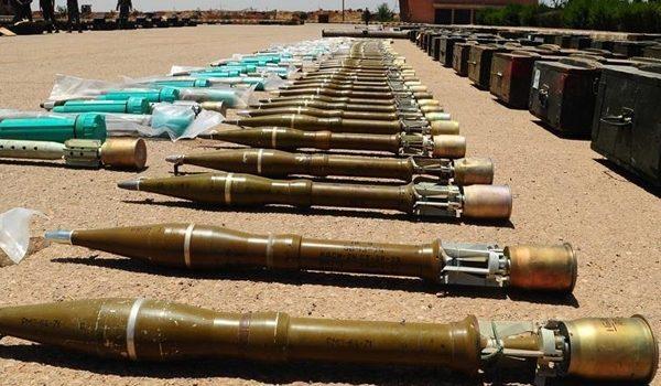 Az amerikaiak kelet-európai fegyverekkel látták el az iszlamistákat Szíriában