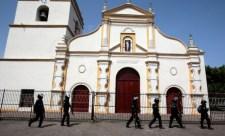 Templomban gyilkolt diákokat a nicaraguai szélsőbalos kormány rendőrsége