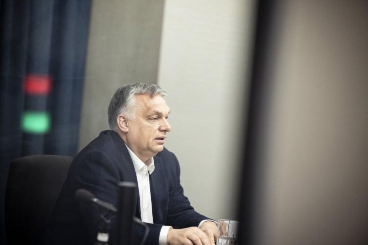 Orbán Viktor: Aki nem oltatja be magát, az potenciális súlyos beteg
