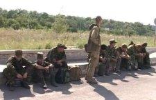 Luganszk mellett egy ukrán egység a megadásról tárgyal a felkelőkkel