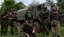 Az Ukrán Hadsereg minden fegyverét vonta össze DN-hoz
