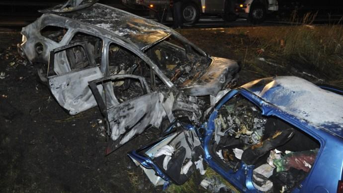 Öngyilkos lett az M5-ösre forgalommal szemben felhajtó autós – döbbenetes videó
