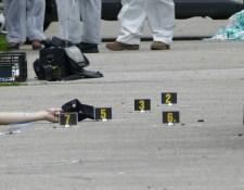 VIDEÓ: Így lőtték le a rendőrök a ruttkai késes támadót