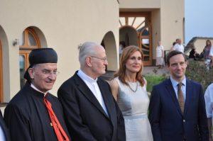 Libanonban magyar támogatással felépült kulturális és szakképző központot avattak