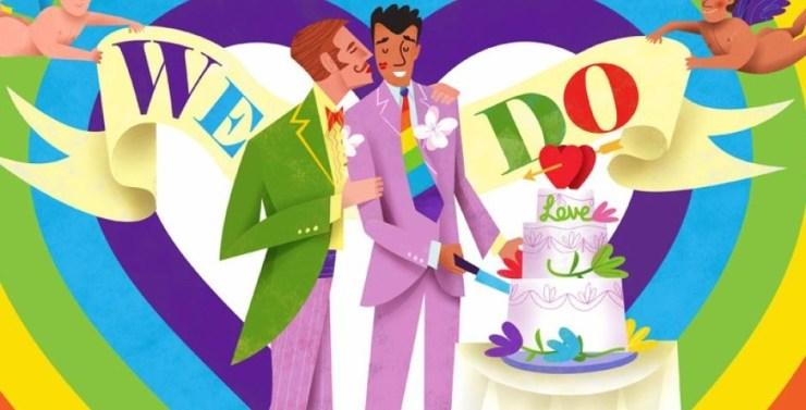 Apró-klán a melegházasság mellett
