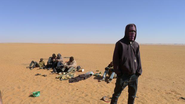 A Szahara a migránsok a legfőbb ellensége