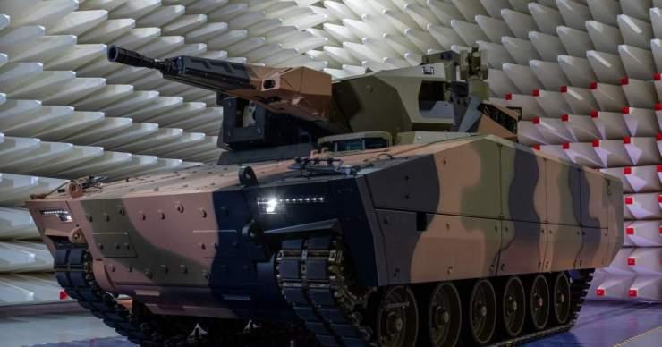 Csúcskategóriás védelmet kapnak a magyar Lynx harcjárművek