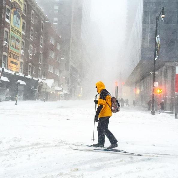 Rendkívüli állapot New Yorkban – VIDEÓ