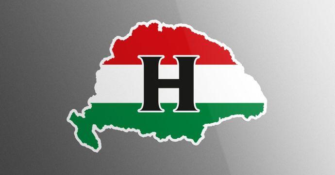 Toroczkai: leállt a hazaárulók által életre hívott, a történelmi Magyarországot formáló autósmatricák elleni mozgalom