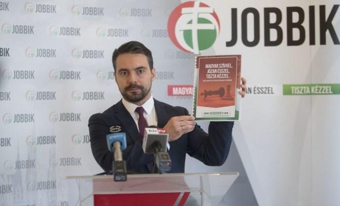 Vona: A Fidesz nem fogja normálisan, európai módon átadni a hatalmat, ha elveszíti a választást