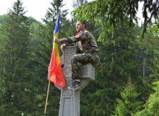 Úzvölgyi temetőfoglalás – Kitér és halogat Románia