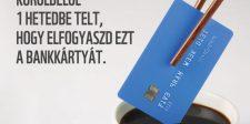 Egy bankkártyányi műanyagot eszünk meg hetente