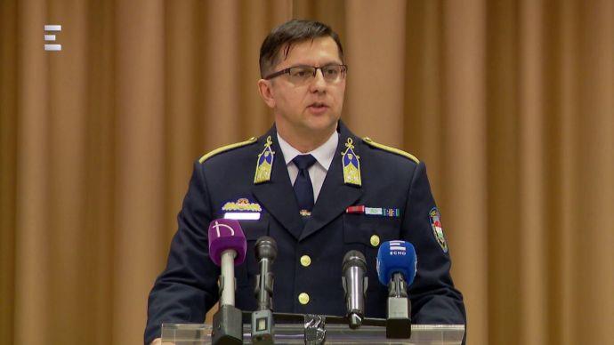 Migránsok – Magyar rendőri kontingens indult Észak-Macedóniába és Szerbiába