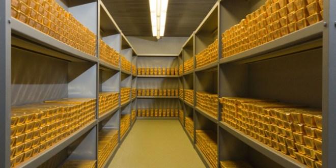 Hazahozták Londonból Magyarország aranytartalékát