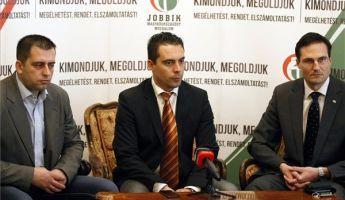 Vona: Az MSZP bűnszövetkezet, tagjai pedig akár a sakálok