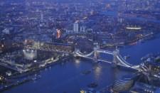 A Temze elöntötte London külvárosát