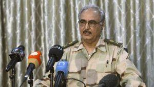 A Haftar-kormány orosz katonai bázist szeretne Líbiában