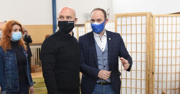 Gröhling: Több, mint 35 ezer pedagógust oltottak már be