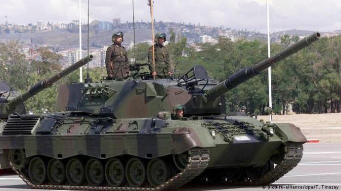 Németország leállítja a Rijádnak szánt fegyvereladásokat