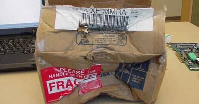 Egyre több sérülten érkezett csomag visszavételét utasítják el – így lehet megelőzni