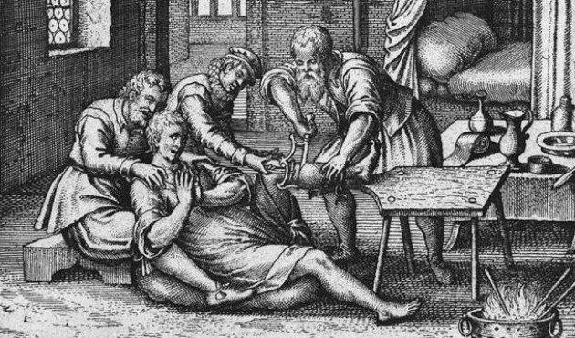 Mindkét kezét és lábát csonkolták halála előtt három középkori férfinak