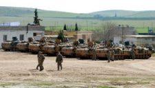 Szíriai várost készül lerohanni a török hadsereg