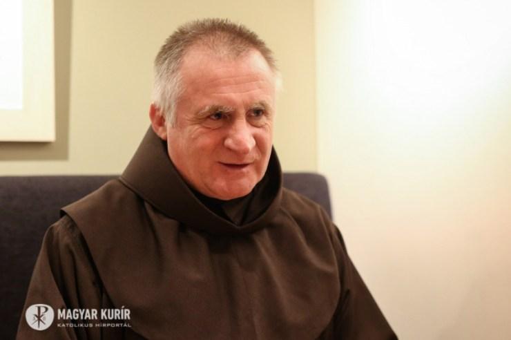 Böjte Csaba: Az Eucharisztia nem jutalom, hanem gyógyszer és úti eledel
