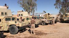 Az Egyesült Államok átadta a K-1 bázist az iraki hadseregnek