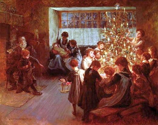 A karácsonyfa – ősi vagy új szokás?