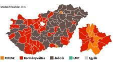 A Jobbik lenyomta a baloldalt