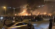 Kristályéjszaka Izraelben: zsinagógákat, üzleteket, autókat gyújtottak fel az arabok, szükségállapotot hirdettek